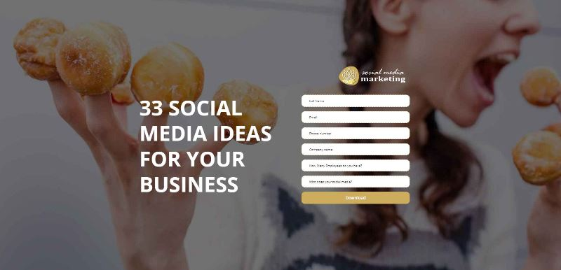33 Social Media Ideas for Your Business - content queen